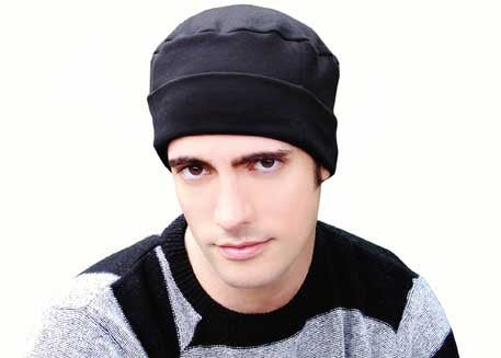 chemo hats for men - cancer hats for hair loss