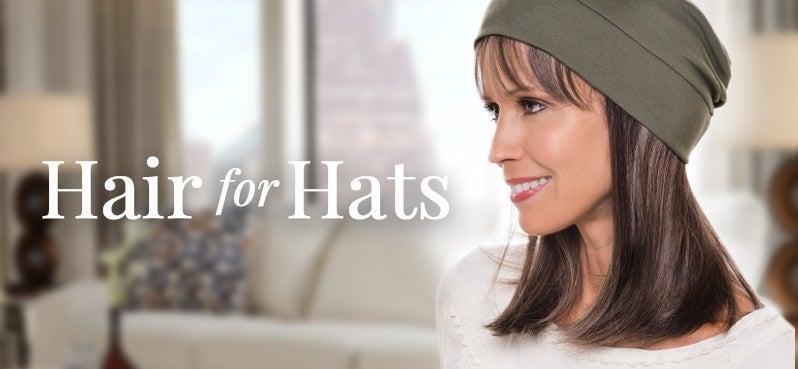 dd919e74 Halo Hair | Attachable Hair for Hats | Headcovers