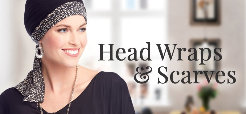 Head Wraps | Chemo Scarves | Head Wraps for Cancer Patients