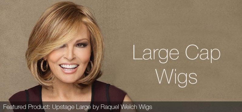 Women S Large Size Human Hair Wigs - Wigs By Unique 4454fb2c6