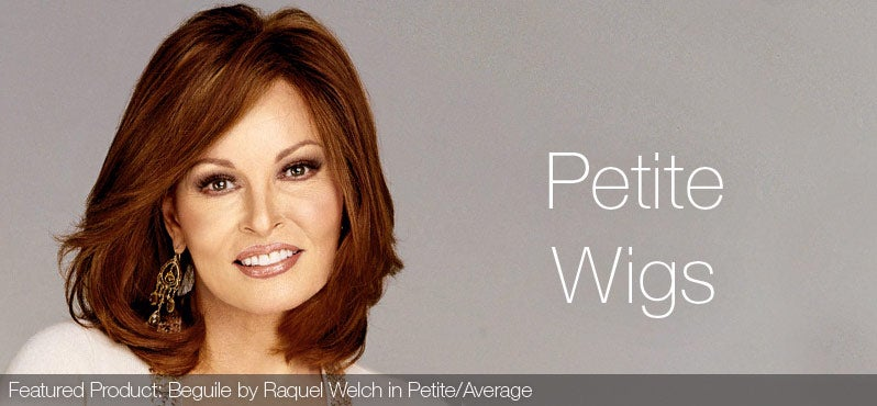 Petite Wigs for Women with Small Heads