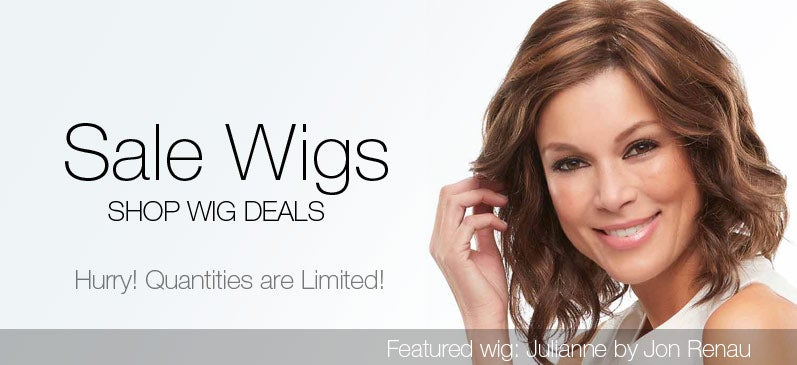 sale wigs and discount wigs for women
