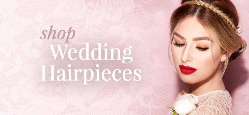 Wedding Hair Pieces | Bridal Hair Pieces