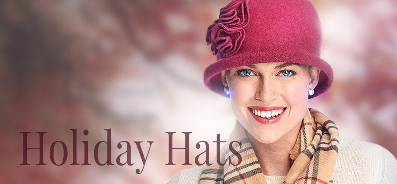 Holiday Hats for Women 32c19a1508