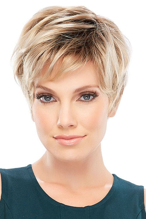 Short hair styles for petite women women with