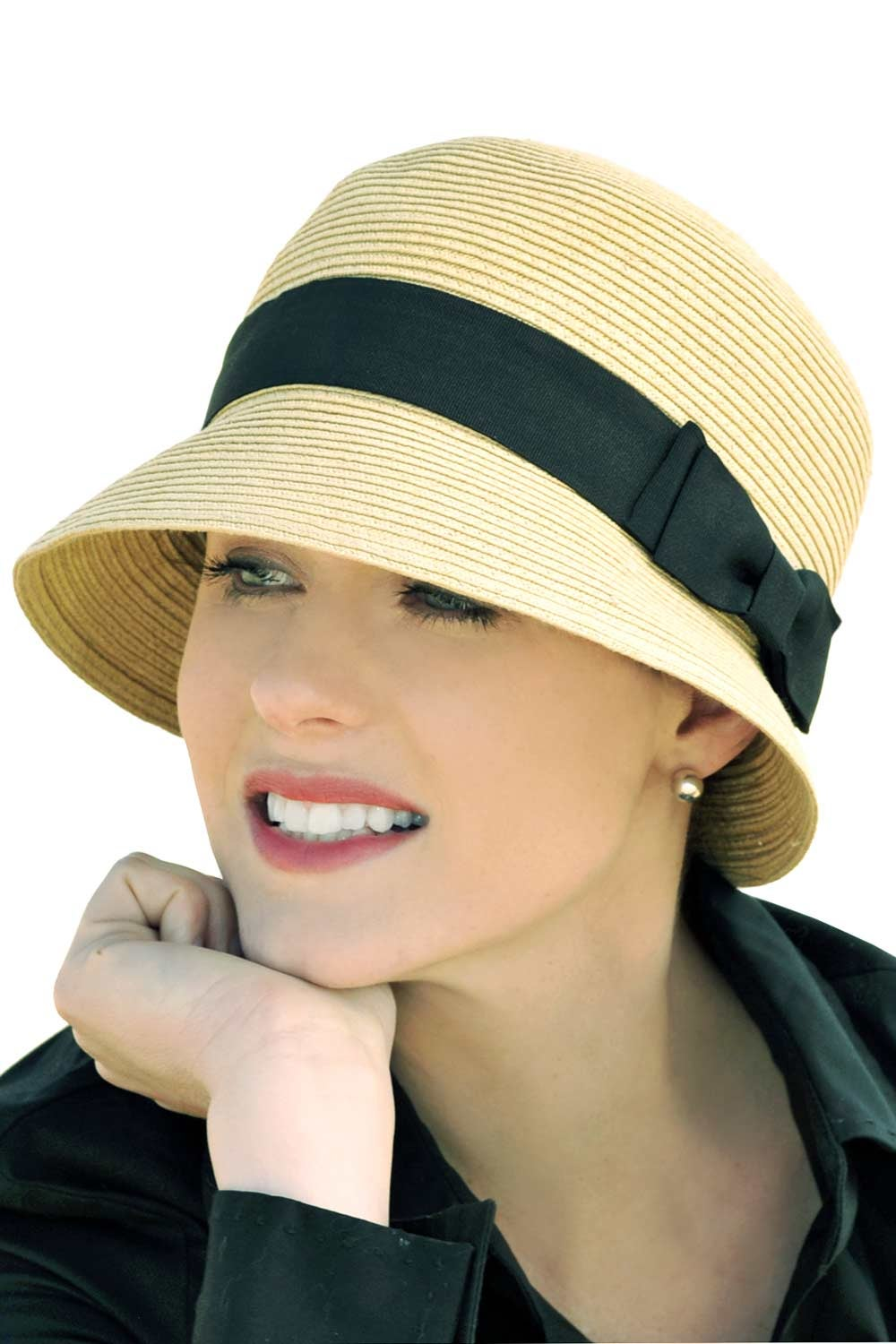 bdb00863b265a April Cloche Hat