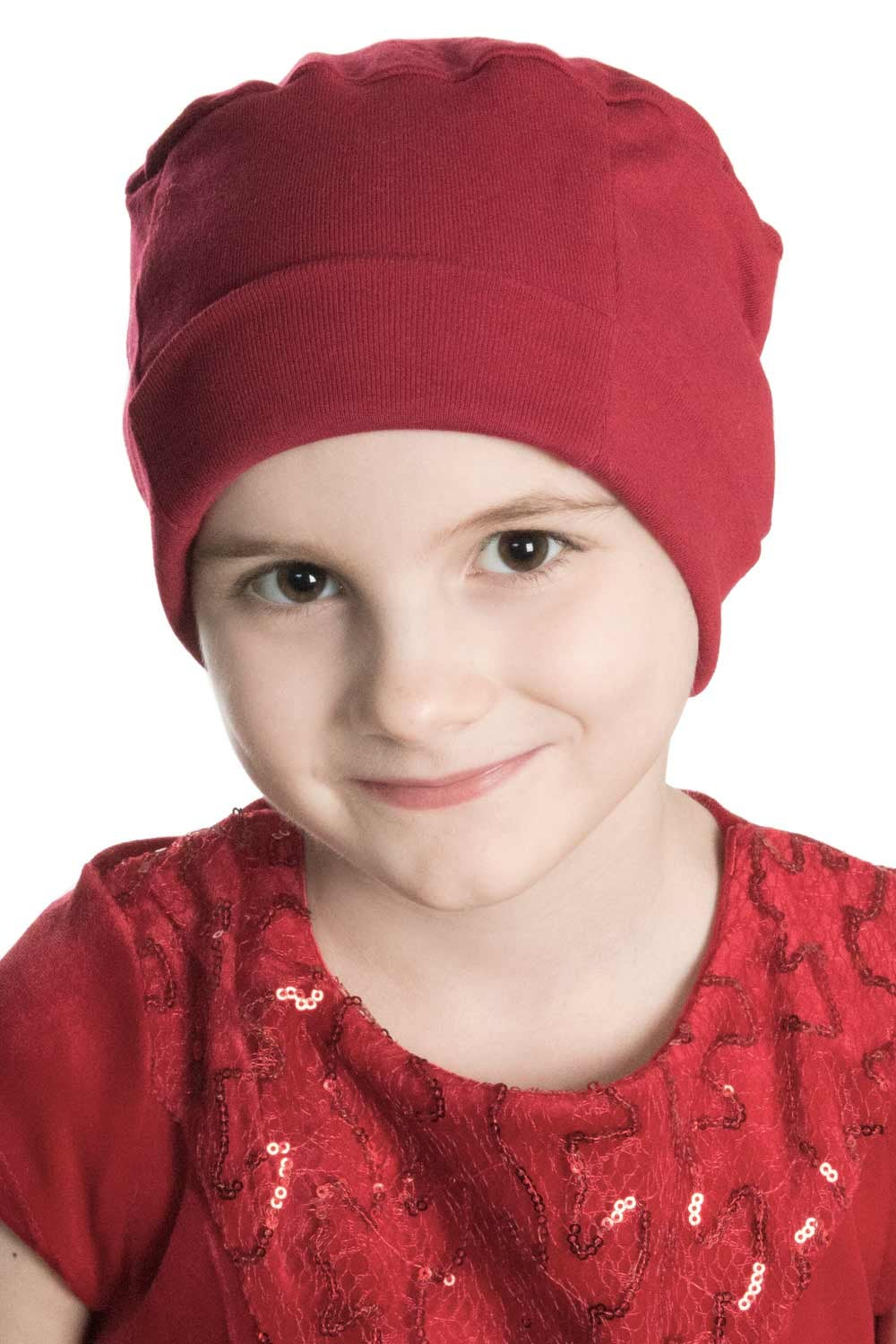 972ee8afc2fe0 Child Cozy Cap Hat | 100 Percent Cotton Beanies for Kids | Girls or Boys  Chemo Hats