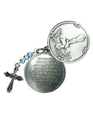 Serenity Prayer Token - Pocket Charm |