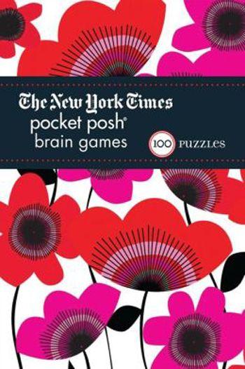 New York Times Pocket Posh Brain Games: 100 Puzzles