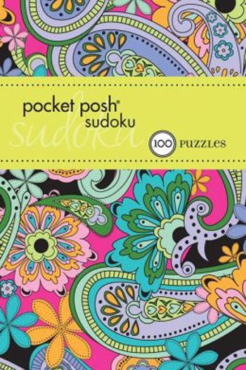 Pocket Posh Sudoku 19: 100 Puzzles
