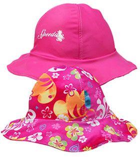 Speedo Kids Reversible Bucket Hat
