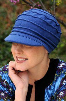 Tracie Newsboy Hat