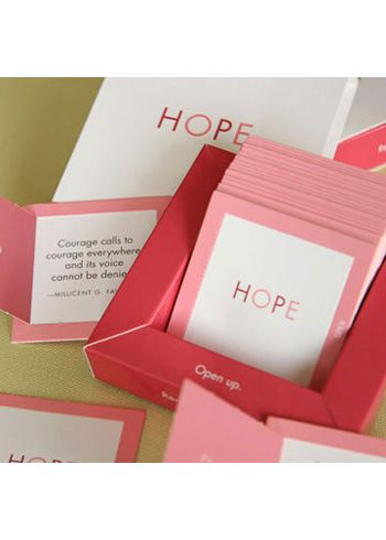 Hope Opening Windows Card Collection