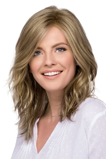 Avalon by Estetica Designs Wigs - Lace Front and Part Wig