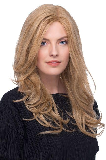 Eva by Estetica Designs Wigs - Remi Human Hair, Lace Front, Mono Top, Hand Tied Wig