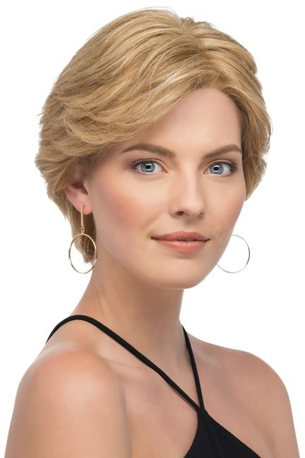 Sabrina by Estetica Designs Wigs - Remi Human Hair, Lace Front, Mono Top, Hand Tied Wig