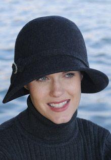 Rhinestone Cassidy Hat