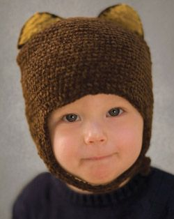 Teddy Bear Hat |