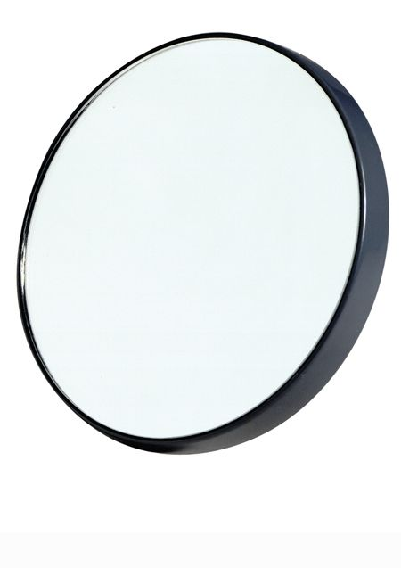 Lighted Makeup Mirror | Tweezermate Small 12x Magnifying Mirror |