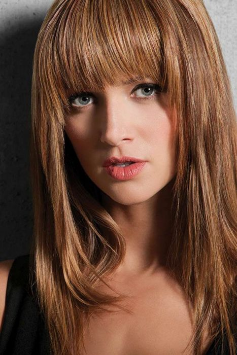 Modern Fringe Clip In Bangs by Hairdo Wigs