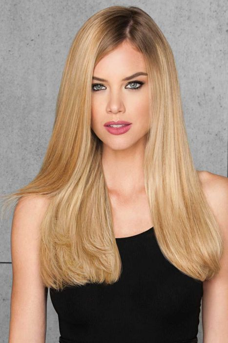 "20 Inch Hair Extensions | 20"" 10 Piece - Human Hair Extension Kit by Hairdo"