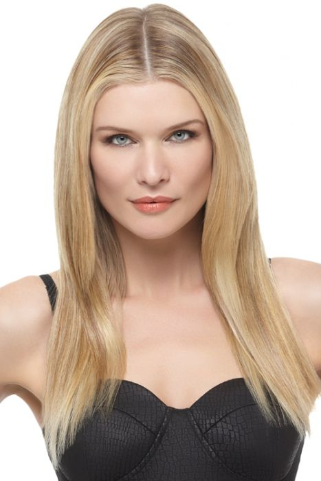 """16 Inch Hair Extensions   16"""" Straight Extension 8 Piece Kit by Hairdo"""