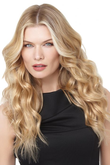 "18 Inch Hair Extensions | 18"" Remy Human Hair 10 Pc Extension Kit by Hairdo"