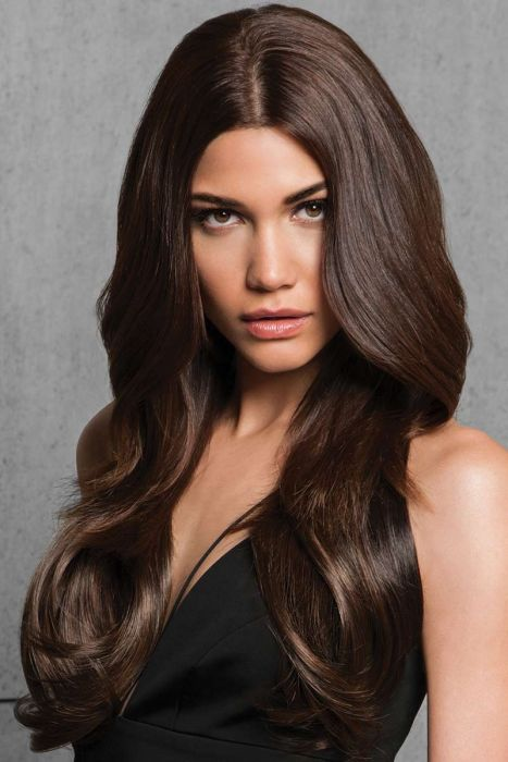 22 Inch Hair Extensions | 4 Piece Wavy Fineline Extension Kit by Hairdo Wigs