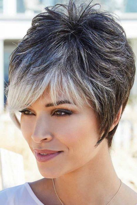 Phoenix XO Plus by Amore / Rene of Paris Wigs - Lace Front Wig