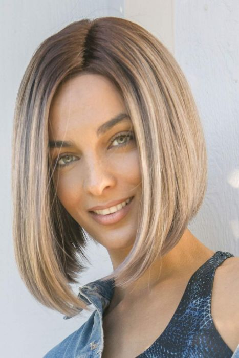 Ori by Amore/Rene of Paris Wigs - Lace Front, Monofilament Wig
