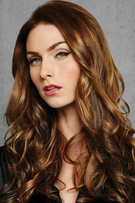 18-20.5 Inch Hair Extensions | 3 Piece Wavy Extension Kit by Hairdo Wigs
