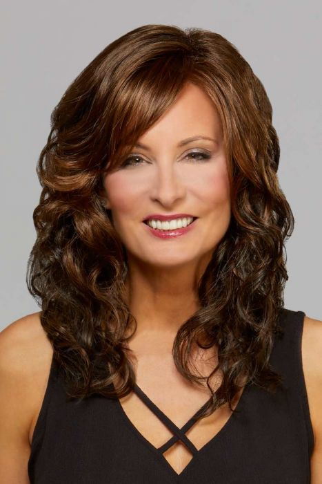 Hollywood by Mane Attraction Wigs - Lace Front Wig