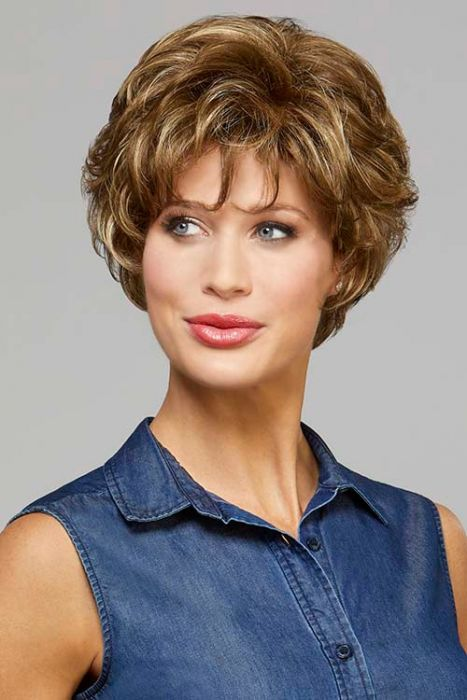 Stella by Henry Margu Wigs - Monofilament Top Wig