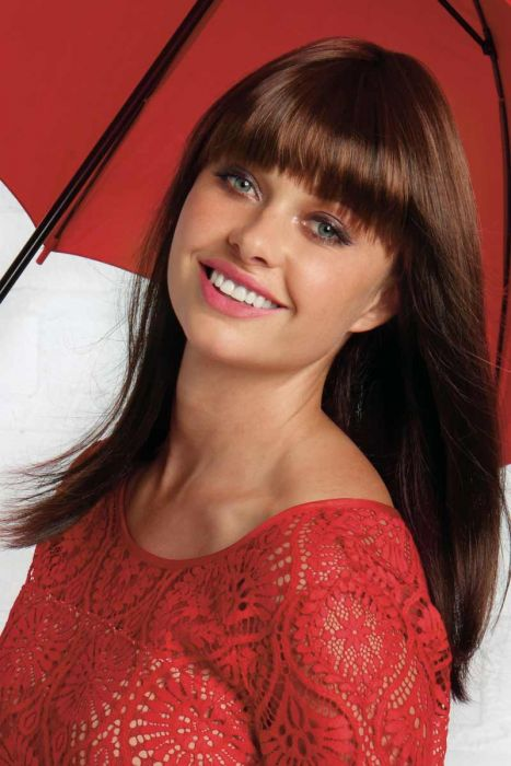 Lucy by Revlon Wigs - Monofilament Crown Wig