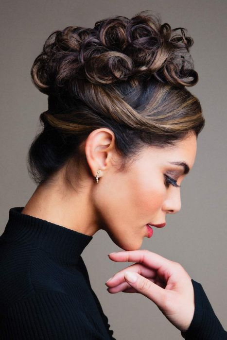 Curly Twirl-Ups Hairpiece by Revlon Wigs