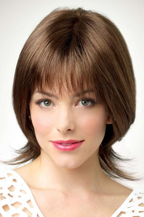 Spencer by Revlon Wigs - Monofilament Wig