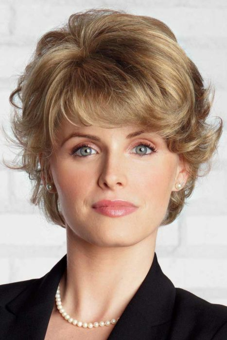 Willow by Revlon Wigs- Monofilament Wig