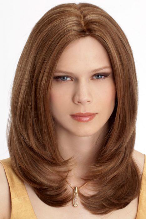 Britney by Louis Ferre Wigs - Monofilament Wig