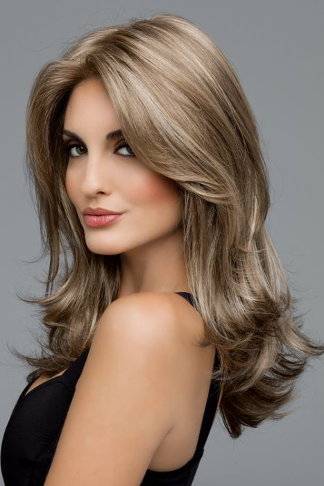 Bobbi by Envy Wigs - Lace Front, Monofilament Wig