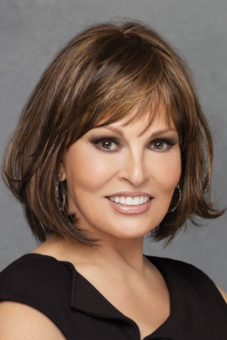Classic Cut by Raquel Welch Wigs - Monofilament Wig
