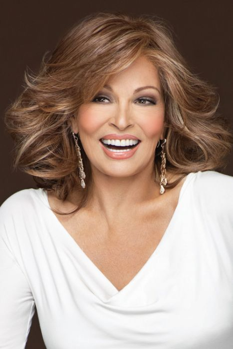 Goddess by Raquel Welch Wigs- Monofilament, Lace Front Wig