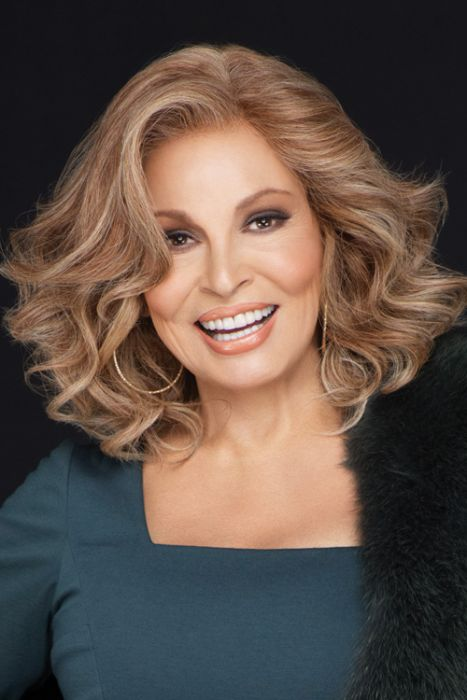 Headliner by Raquel Welch Wigs- Human Hair, Monofilament, Hand Tied Wig