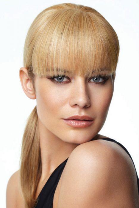 Human Hair Bangs by Raquel Welch Wigs- Monofilament