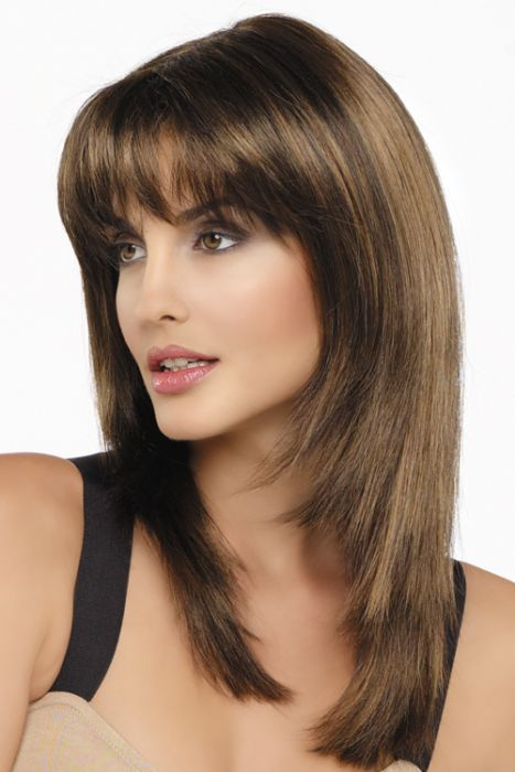 Leyla by Envy Wigs - Monofilament Part Wig