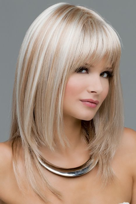 Madison Wig by Envy | Long, Straight Monofilament Top