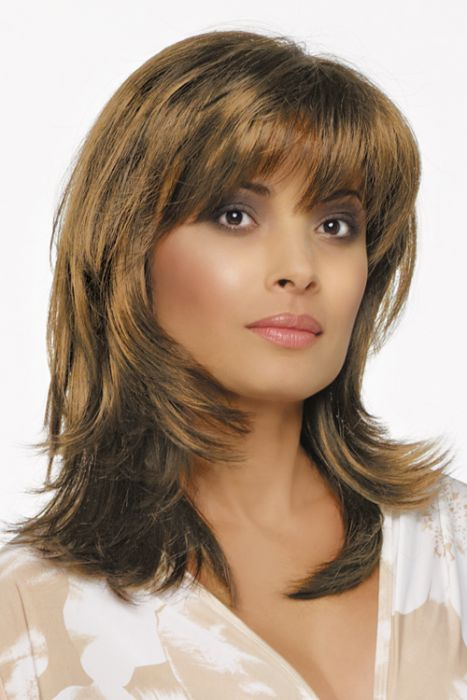 Nadia by Envy Wigs - Monofilament Part Wig