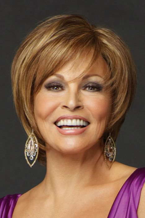 Opening Act by Raquel Welch Wigs- Monofilament, Lace Front Wig