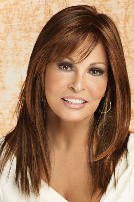 Show Stopper by Raquel Welch Wigs - Monofilament, Lace Front Wig