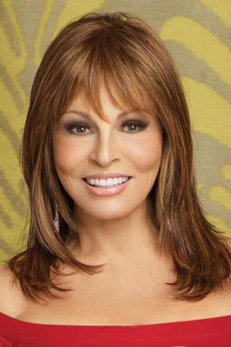 Star Quality by Raquel Welch Wigs - Monofilament Part, Lace Front Wig