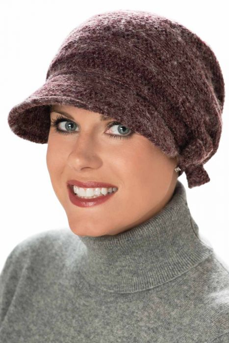 Alexandria Newsboy Hat - Winter Hats for Women